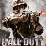 COD World at War Jaquette