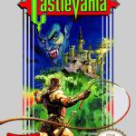 Castlevania jaquette jeu
