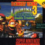 donkey kong country 3 jaquette jeu