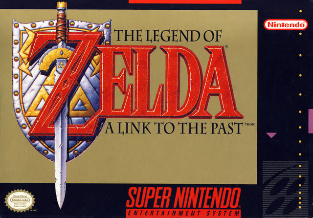 The legend of zelda image jaquette jeu
