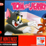 Tom and Jerry image jaquette jeu