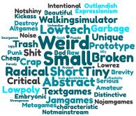 Appropriation, construction et développement de l'univers des jeux vidéo alternatifs. Etude des pratiques discursives d'une communauté d'auteurs-joueurs.