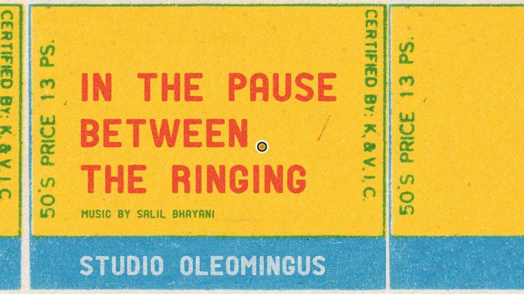 #8 | L'expressivité dans les jeux vidéo – In the Pause Between the Ringing