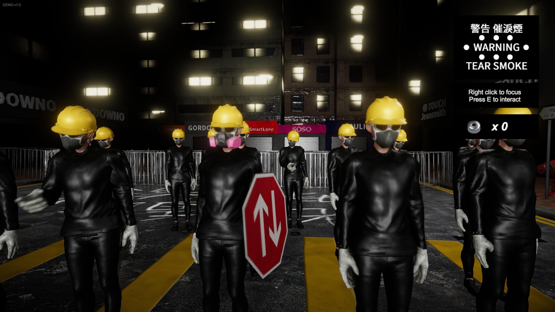 #9 | L'expressivité dans les jeux vidéo – Liberate Hong Kong