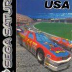 Jaquette jeu Daytona USA