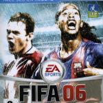 Fifa 6 jaquette jeu