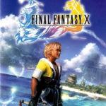 Final Fantasy X Jaquette jeu