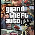 GTA 4 image jaquette jeu
