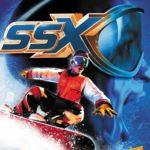 SSX image jaquette jeu