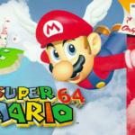Super Mario 64 image jaquette jeu
