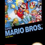 Super Mario Bros image jaquette jeu
