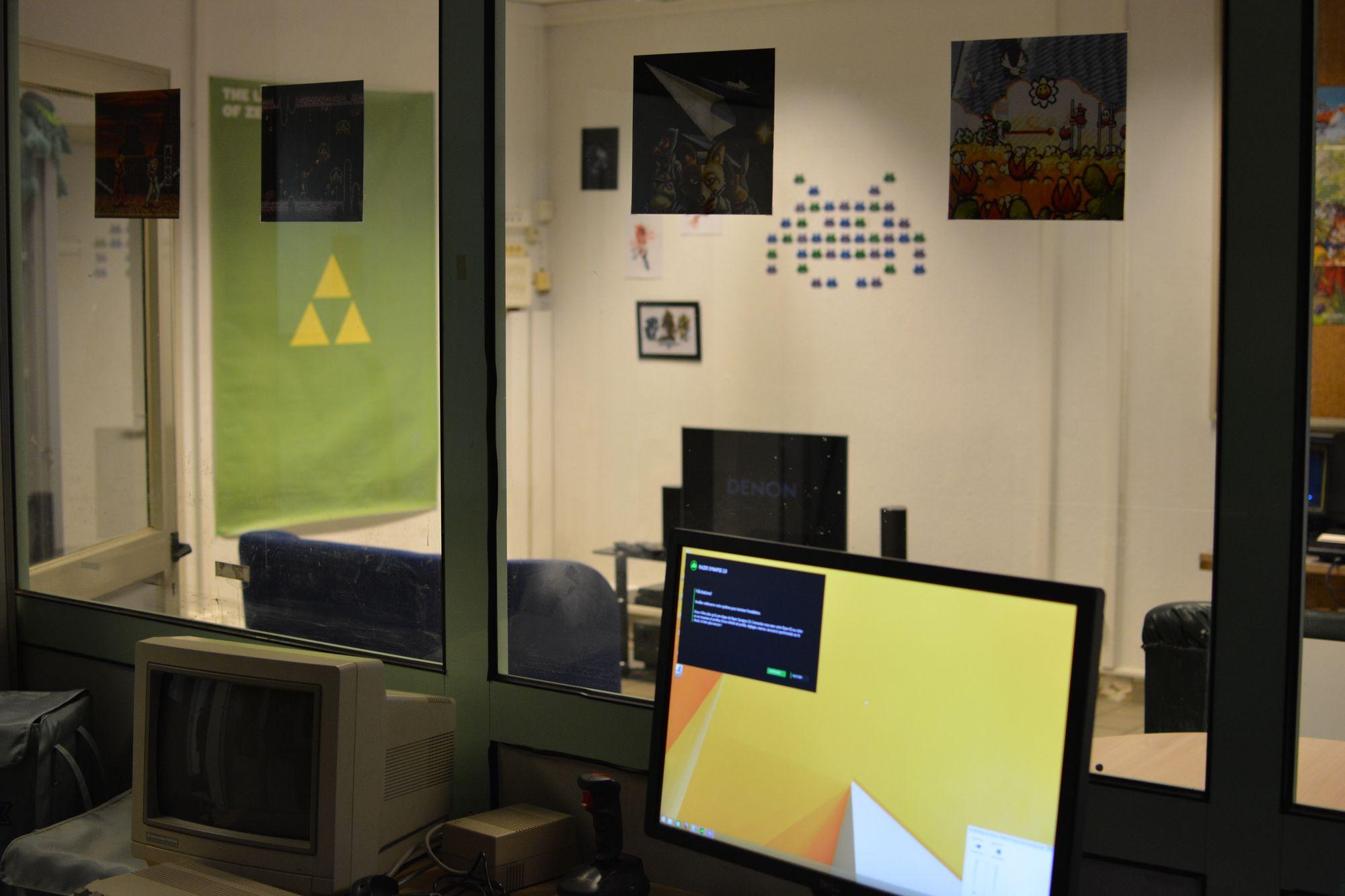 Photo de l'expressive gamelab