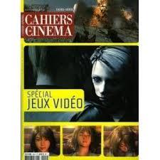 Cahiers du cinéma : Hors-Série Spécial Jeux vidéo