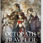 Jaquette d'Octopath Traveler