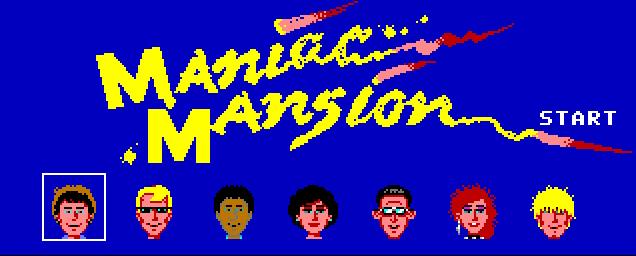 Lorsque l'industrie cinématographique sert de milieu au développement du jeu d'aventure : le cas de Maniac Mansion